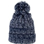 Kup Bobble sapka, Navy Twist, U